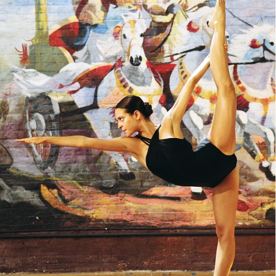 Standing Bow – Develops Concentration and Patience