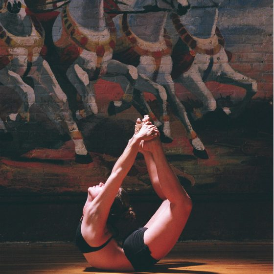 Bow Pose – Maximum Expansion of the Lungs