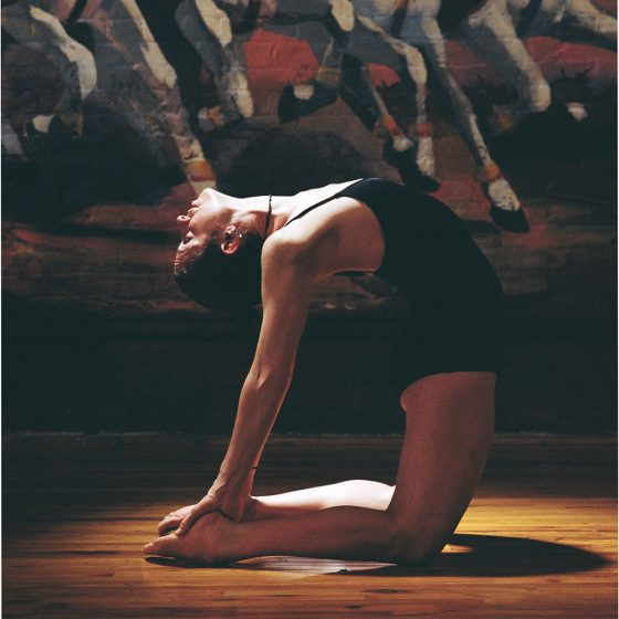 Camel Pose – Improves Back and Neck Flexibility