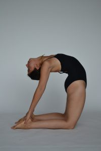 posture of the month  camel pose ustrasana  hot yoga